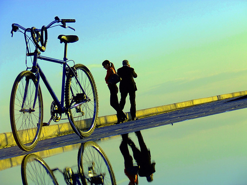 Pegasus, Bike in Barcelona