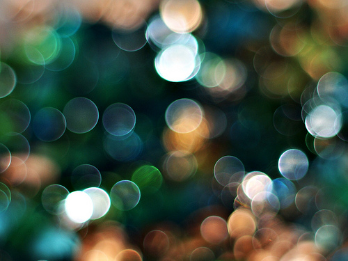 My Love For Bokeh