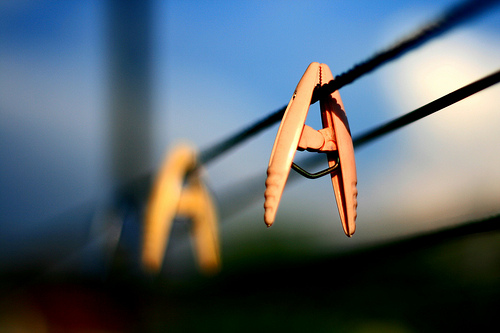 Poetry Of The Clothes Line