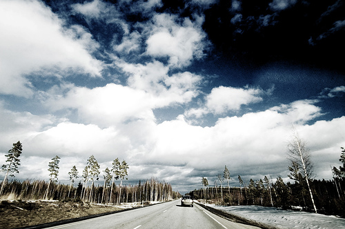 define:  Finnish Landscape