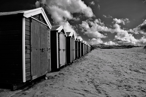 The Beach Huts