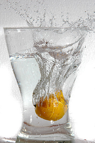 Splashing#2