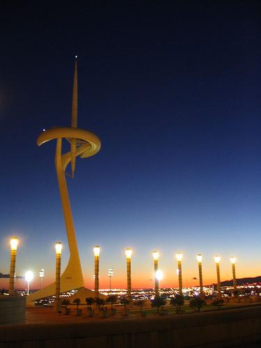 Calatrava's Tower