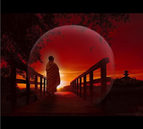 Buddha Is A Bridge