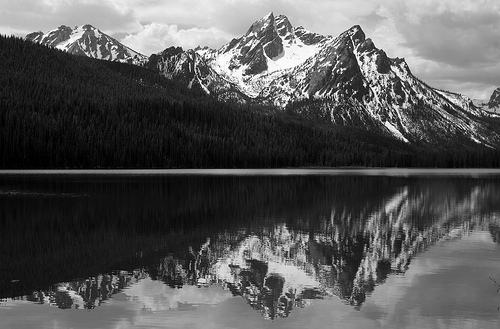In Tribute To Ansel Adams