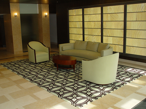 Chase Point Lobby
