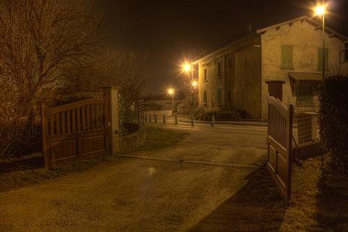 HDR At Night