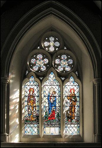 Chancel Window
