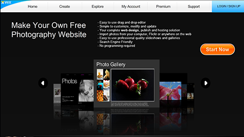 Photography Portfolio — How To Build A Photography Website For ...