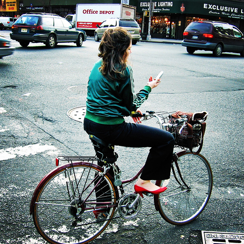 Grand Street Texting