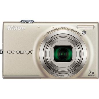 Nikon Coolix S6100