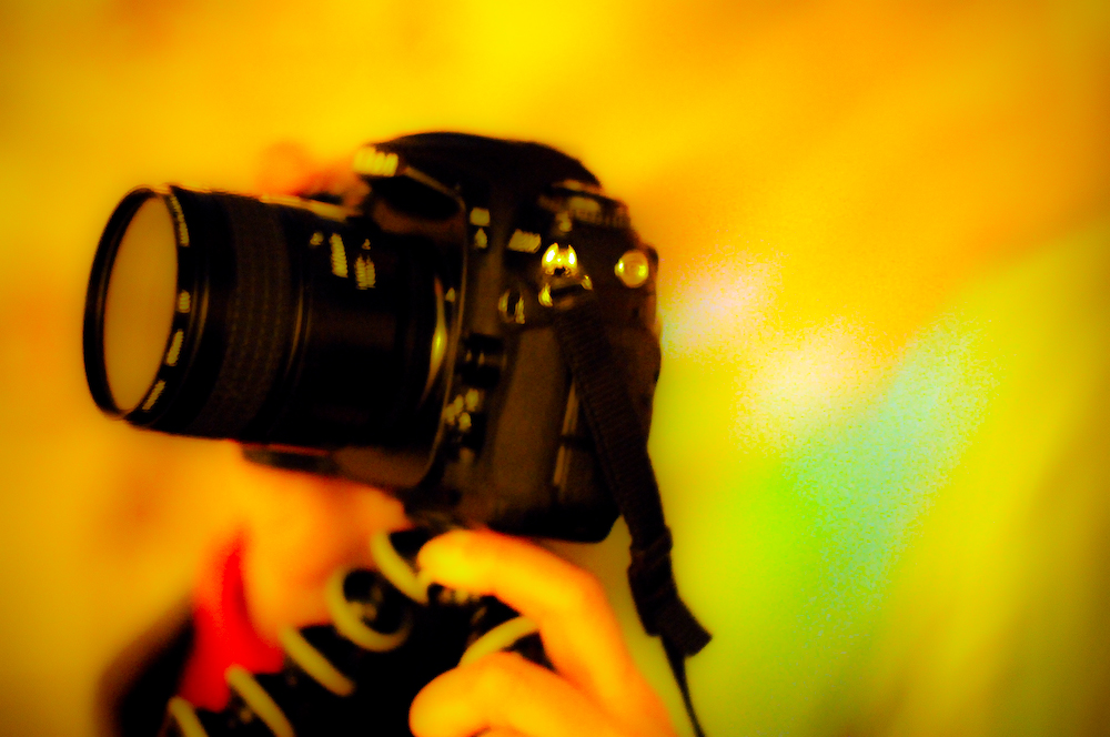 Photography Basics — How To Hold Your Camera Like A Pro