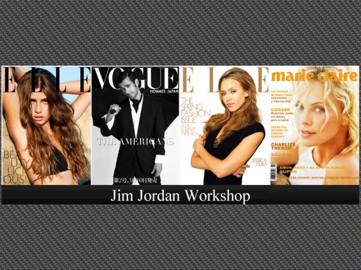 Jim Jordan Workshop — An Exclusive Discount For APN Readers!