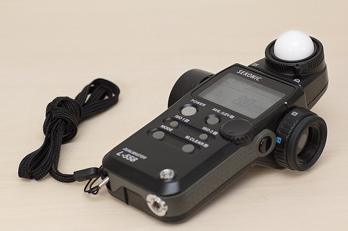 Sekonic L-558R DualMaster light meter [Sold] | Fuji X Forum