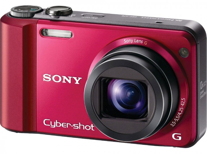 Sony Cybershot DSC-H70 — What's Good About This Point And Shoot Camera