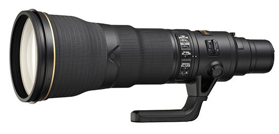 fixed focal length lens for wildlife photographers