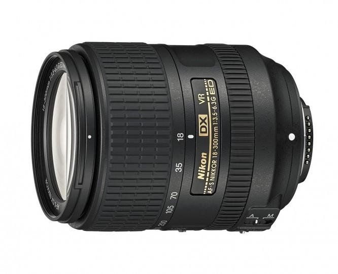 Nikon Releases AF-S DX NIKKOR 18-300mm F/3.5-6.3G ED VR