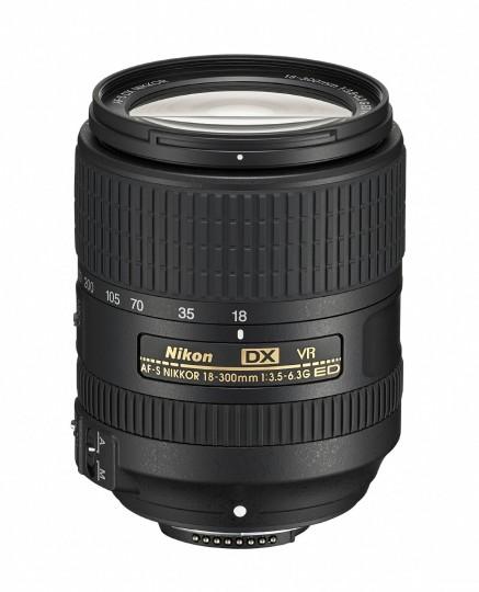 Nikon's New Lens Specks