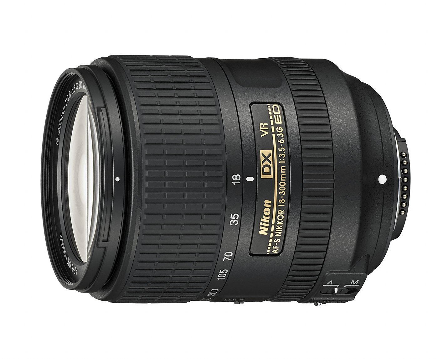 The lighter version of Nikon 18-300mm